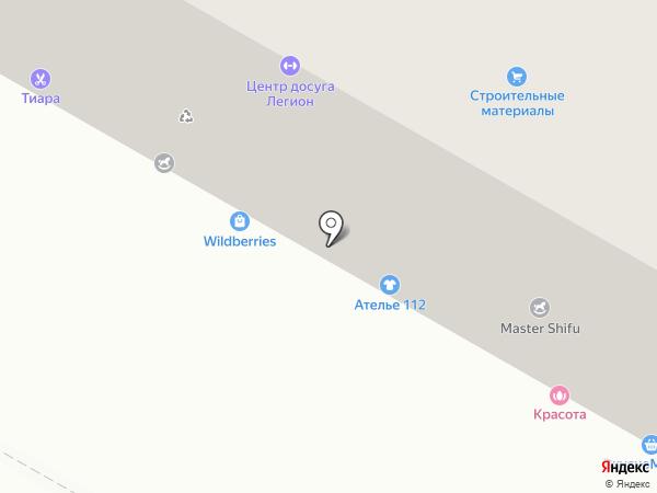 Эмvita на карте
