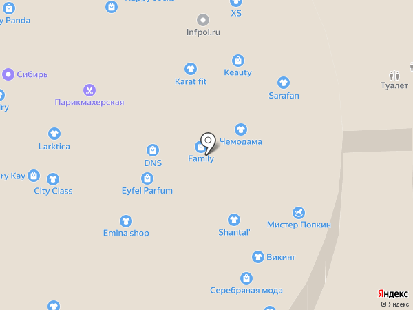 Organic House на карте