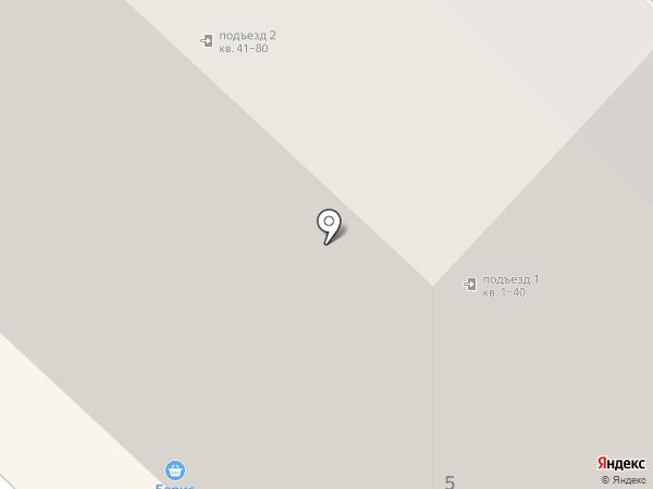 Элеватор на карте