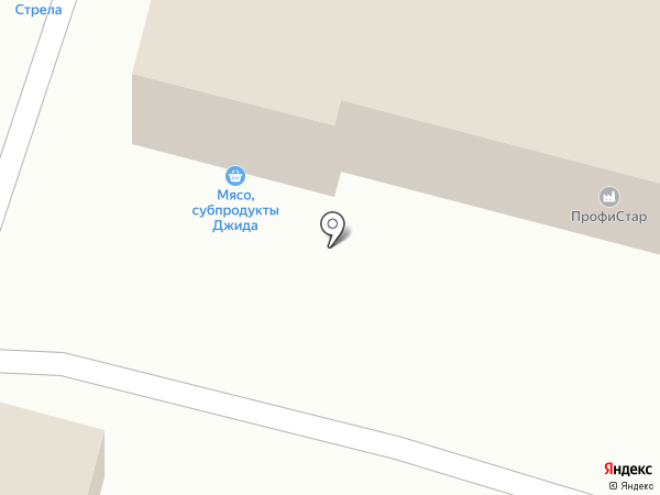 ПрофиСтар на карте