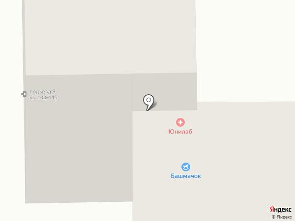 Подросток на карте