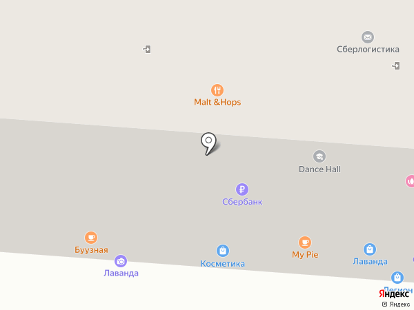 Самбери на карте