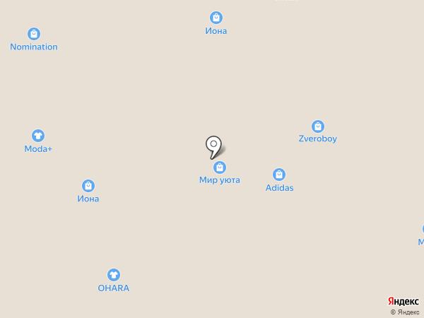 Титан-Парк на карте