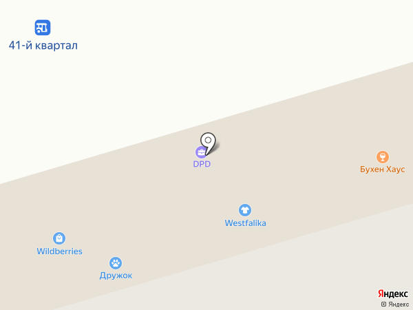САДЭМ на карте