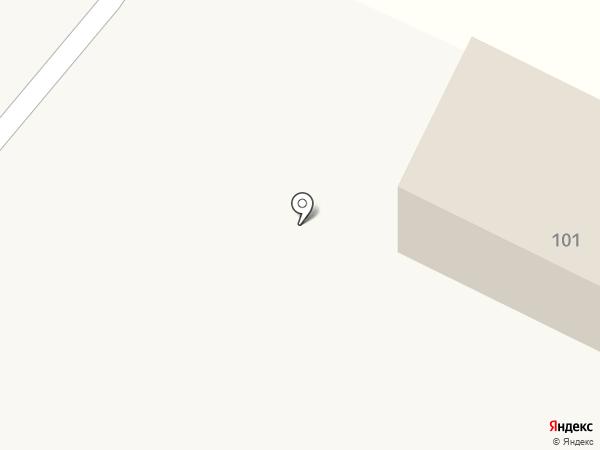 Эрхирик на карте