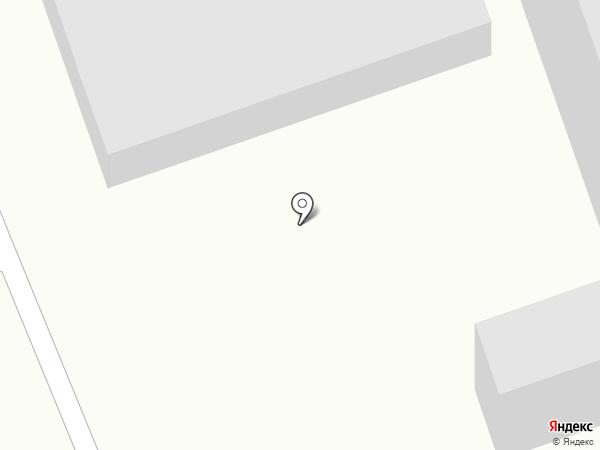 Кенон на карте