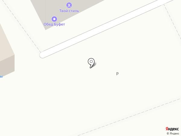 Орифлейм на карте