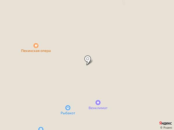 Пивной Квадрат на карте