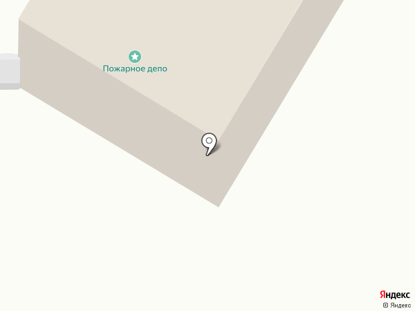 Пожарная часть №3 Ингодинского района на карте