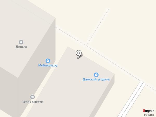Microзайм на карте