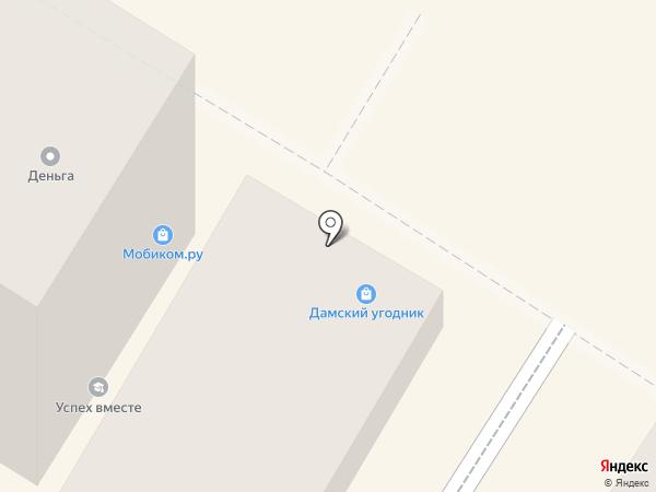 Единый кредитный портал на карте