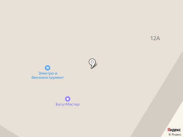 Магазин электро и бензоинструментов на карте