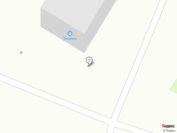 АС Строй на карте