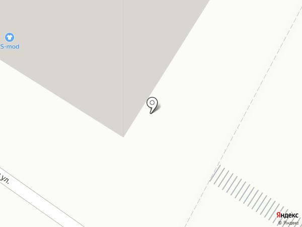 Центральная диспетчерская служба по пассажирскому автотранспорту на карте