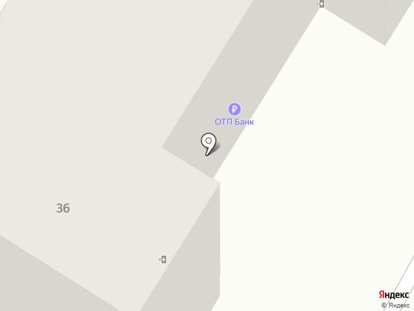 Бууза-мания на карте