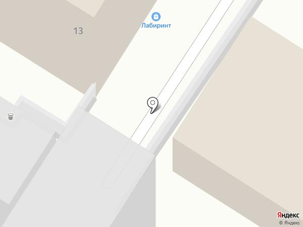 Справочная по товарам и услугам на карте