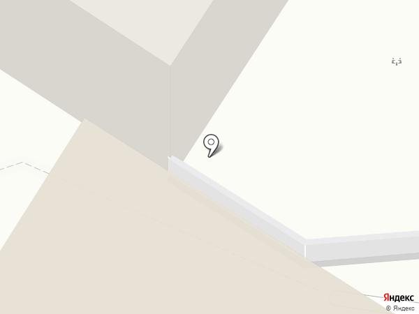 Хабаровское, ТСЖ на карте