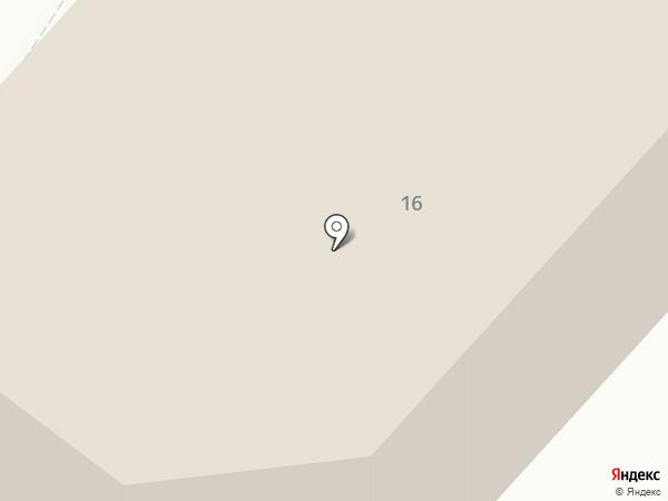 НьюБорд на карте