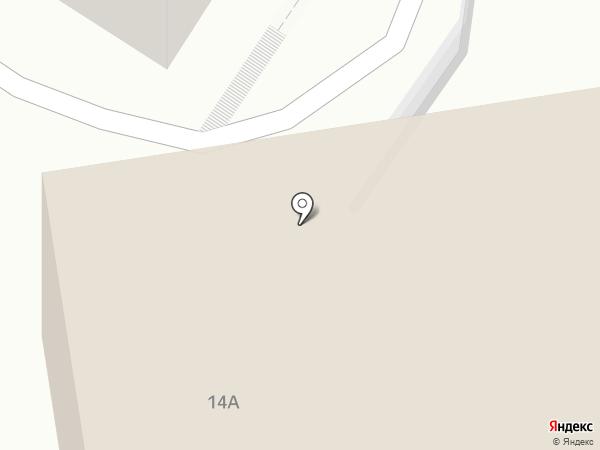 Хостел на карте