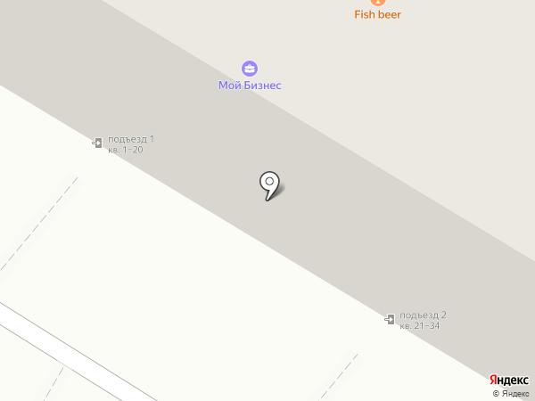 Фирменный Нерчинский на карте