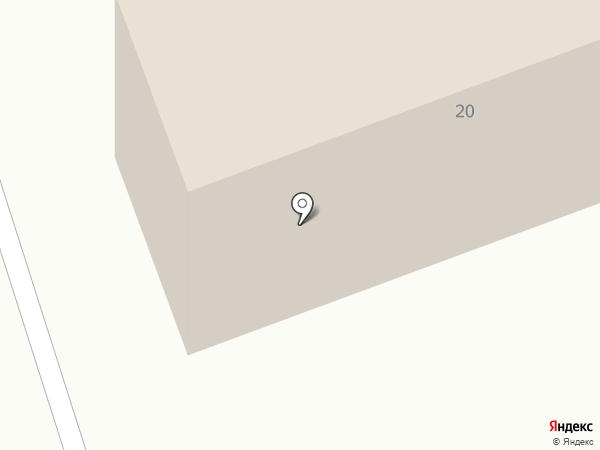 Пожарная часть №6 Ингодинского района на карте