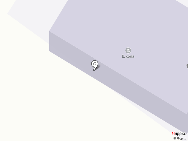 Начальная школа на карте