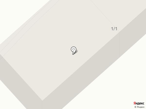 Берёзки на карте