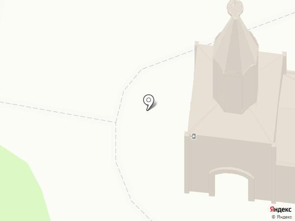 Кафедральный собор Благовещения Пресвятой Богородицы на карте