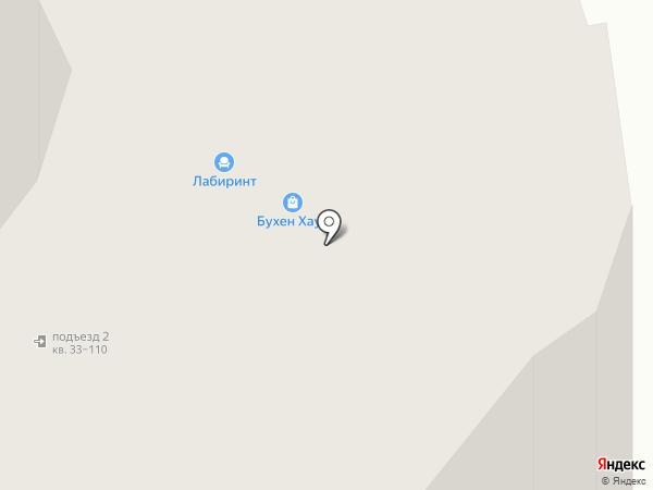 Банифаций на карте