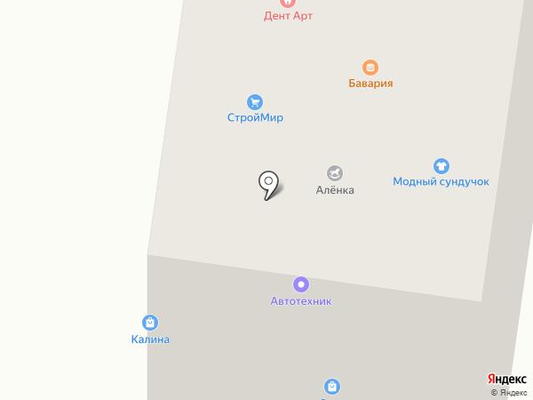 Art Stile Professional на карте