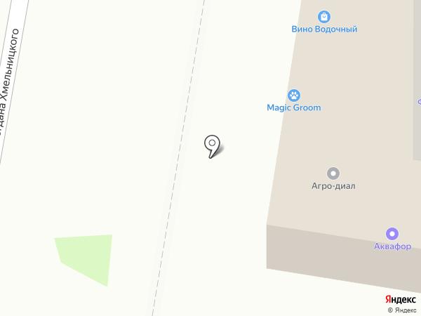 Финам, ЗАО на карте