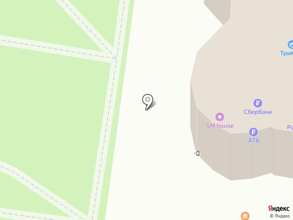 Магазин одежды для дома на карте