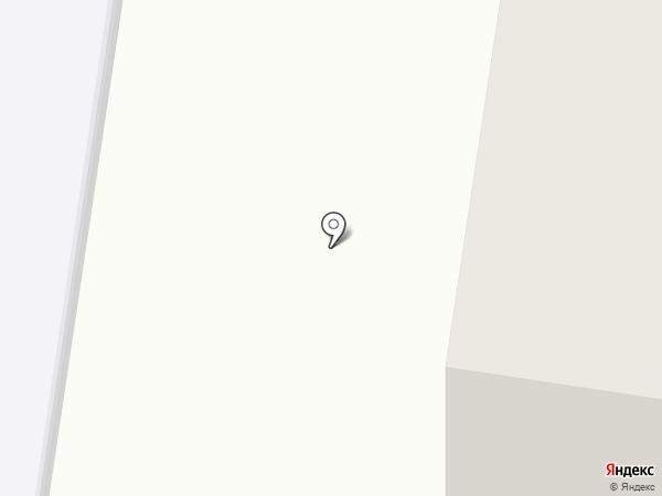 Strela на карте