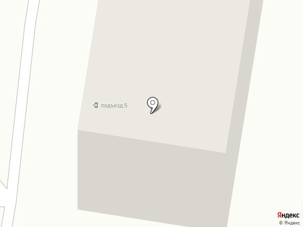 Автоколонна 1275, МП на карте