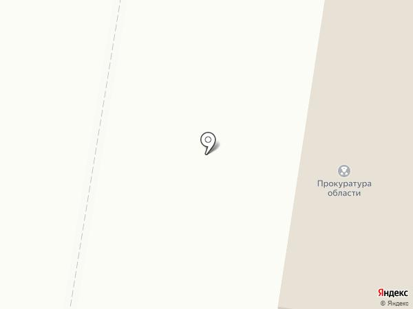 Прокуратура Амурской области на карте