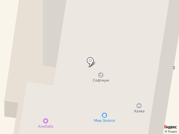 Городская справка на карте