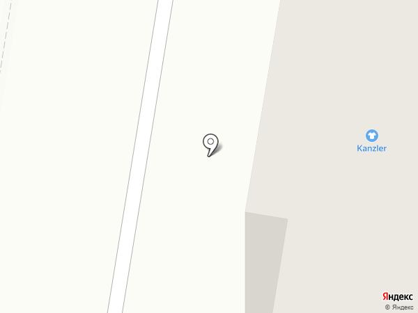 Vallery на карте