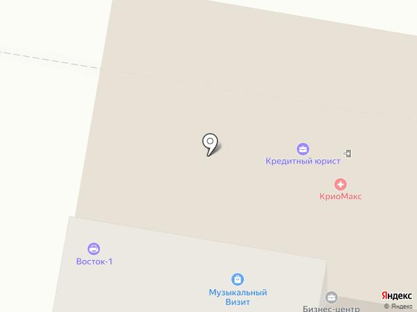 Городской геодезический центр плюс на карте