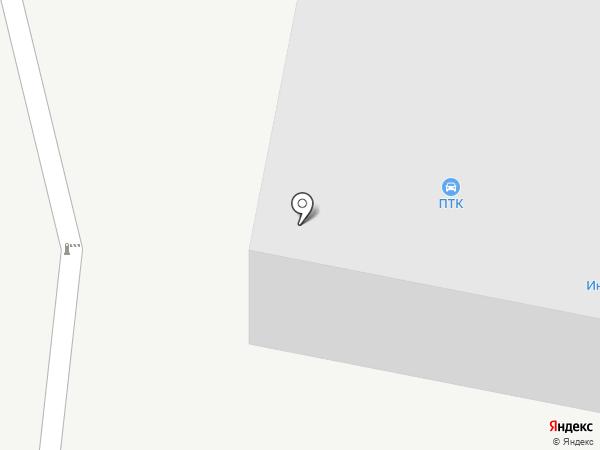 Амуртехсервис на карте