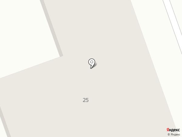 Сауна на Моховой на карте