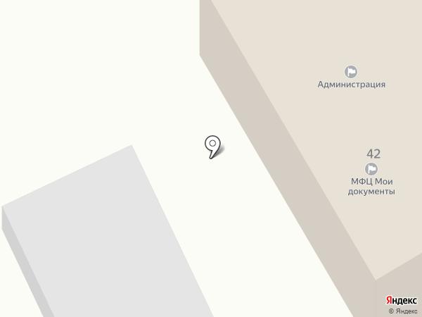 Территориальный отдел с. Белогорье на карте