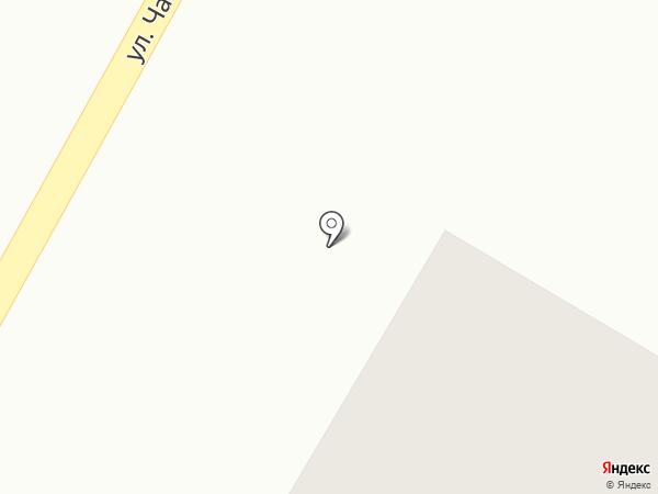 Саха-Буран на карте