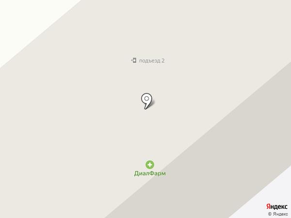 АТК-99 на карте