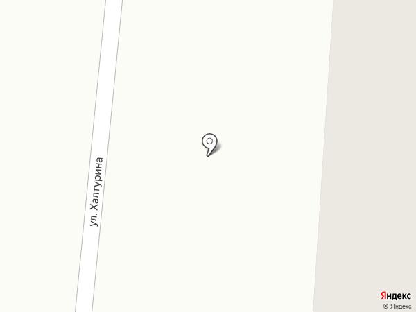 У Армена на карте