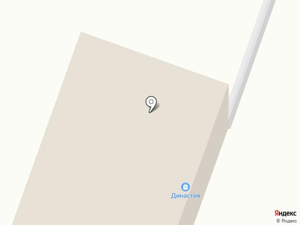Рослек на карте