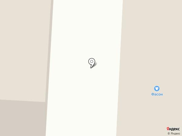 Столичный на карте