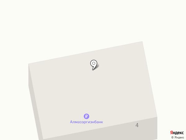 Администрация Нерюктяйинского наслега на карте