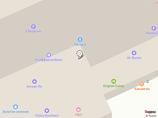 Туристско-информационный центр Приморского края на карте