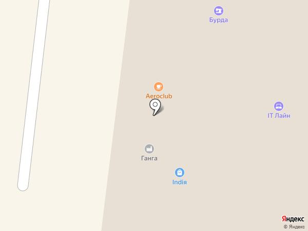 NafNaf на карте