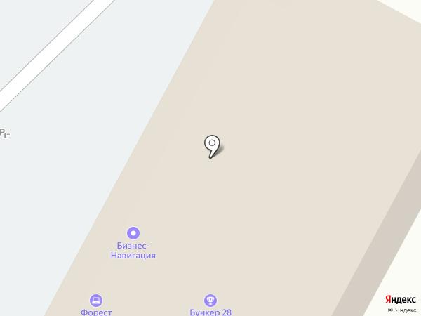 Бухкомпания.РФ на карте